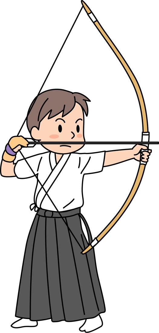 弓道がグングン上達する人の共通点の画像